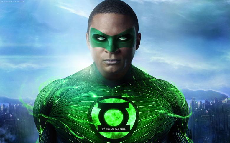 Green Lantern John Stewart Wallpapers