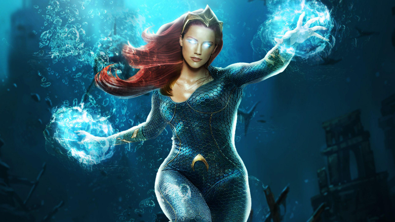 Wallpapers Mera Amber Heard Aquaman HD Movies