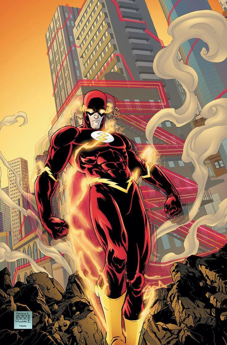 best Wally West image