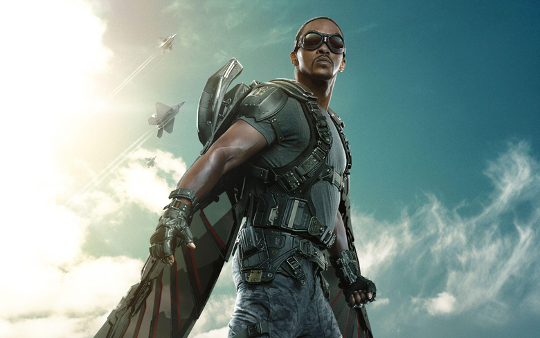 The Falcon Captain America The Winter Soldier Wallpapers