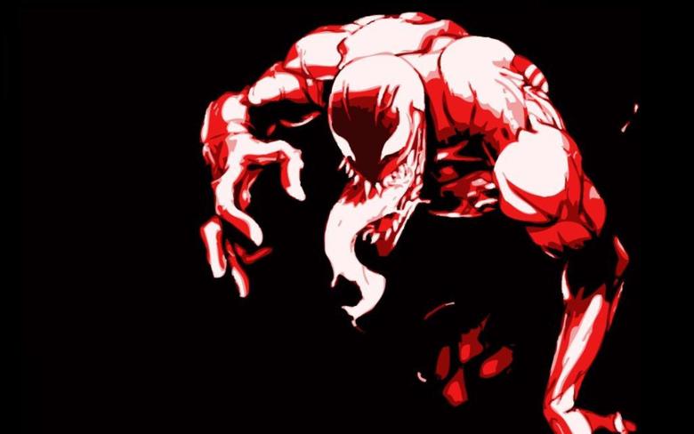 Carnage Run Away From Venom Wallpapers Image taken from Carnage