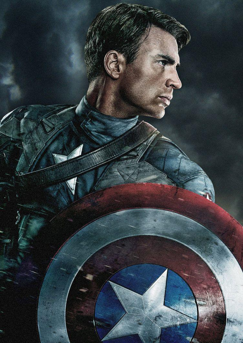 Captain America The First Avenger iPod Wallpapers by StephenCanlas