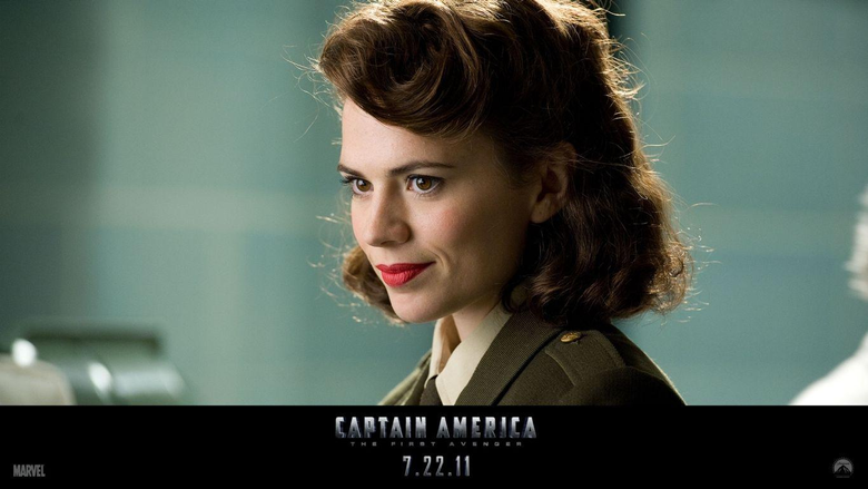 Carbon Peggy Carter From Captain America The First Avenger P Hd