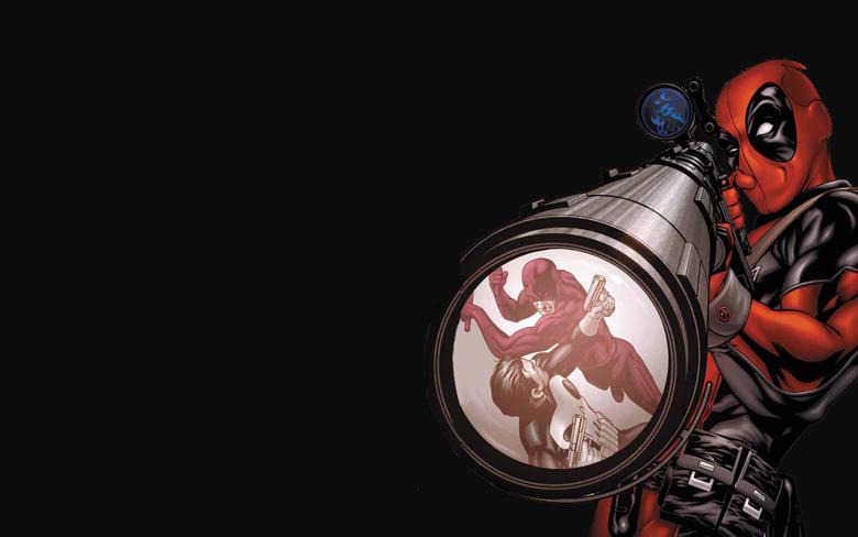 Leaked Deadpool Movie Test Footage With Ryan Reynolds