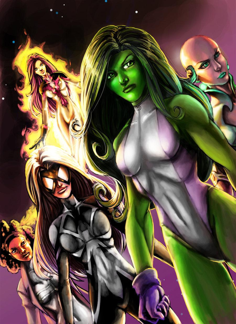 Femme Fatales image Lady Avengers Assemble HD wallpapers and