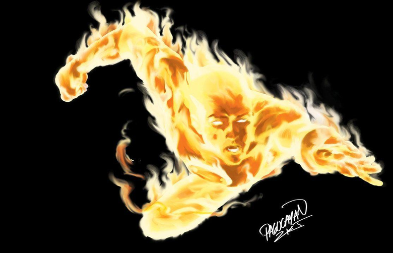 Pix For Human Torch