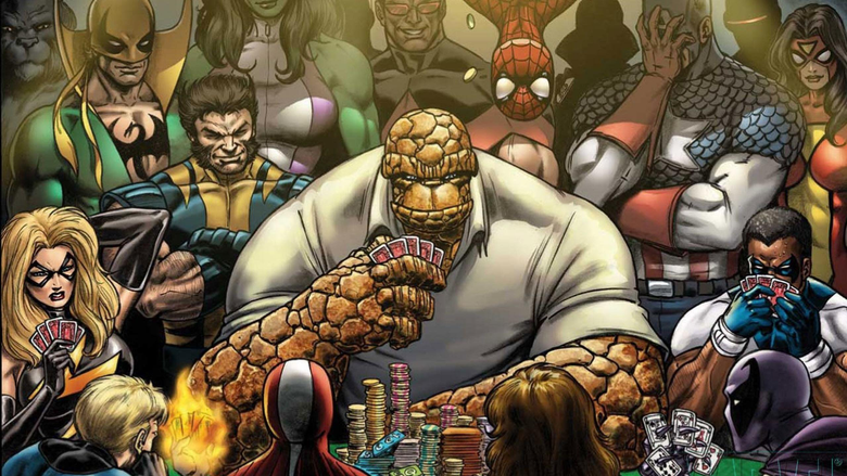 Thing Marvel Wallpapers