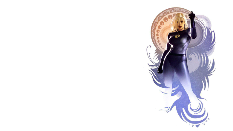Invisible woman HD Wallpapers