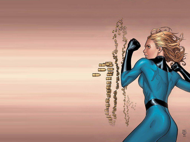 Invisible Woman Wallpapers Kamos HD Wallpapers
