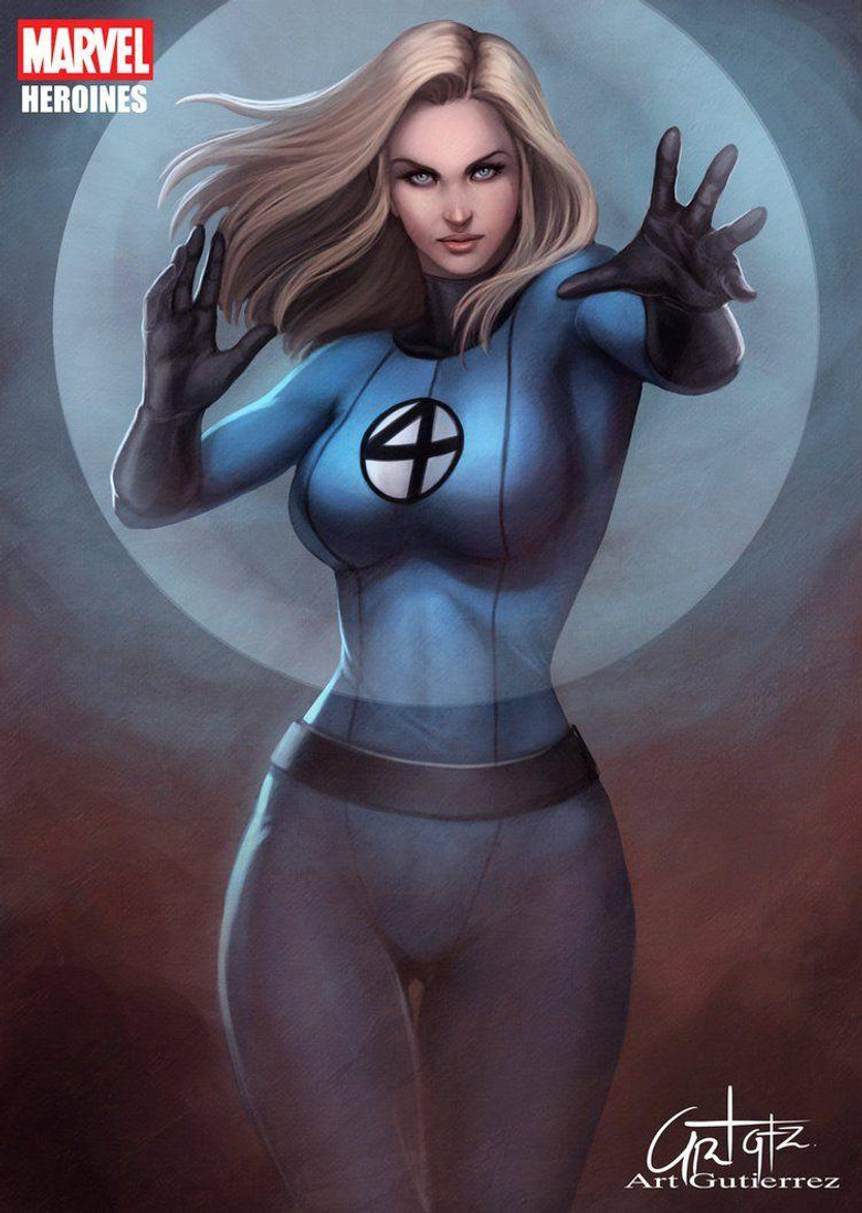 Science Behind Fantastic Four s Invisible Woman Explained