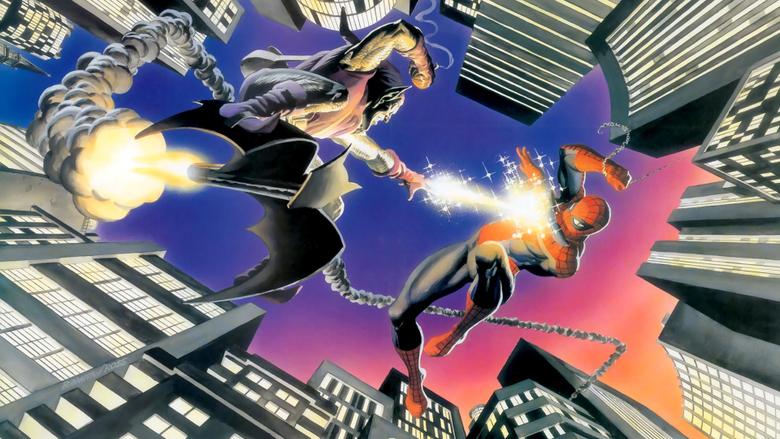 Spiderman Vs Green Goblin Alex Ross Wallpapers
