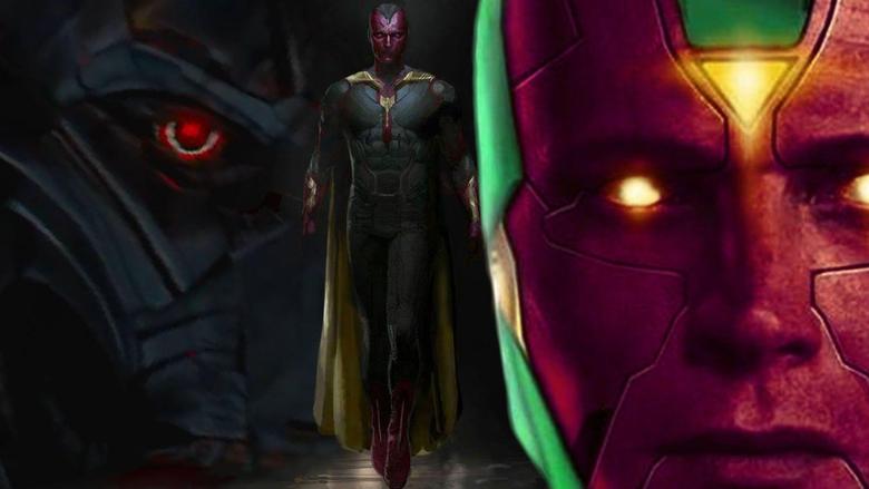 Ultron Creates Vision In AVENGERS 2 AMC Movie News