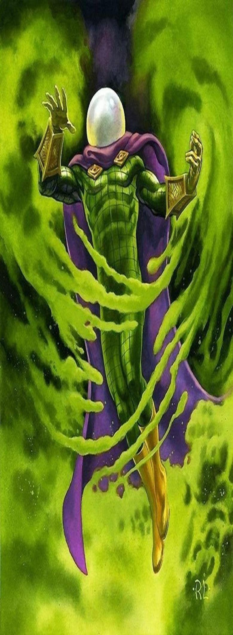 best Marvel Mysterio image