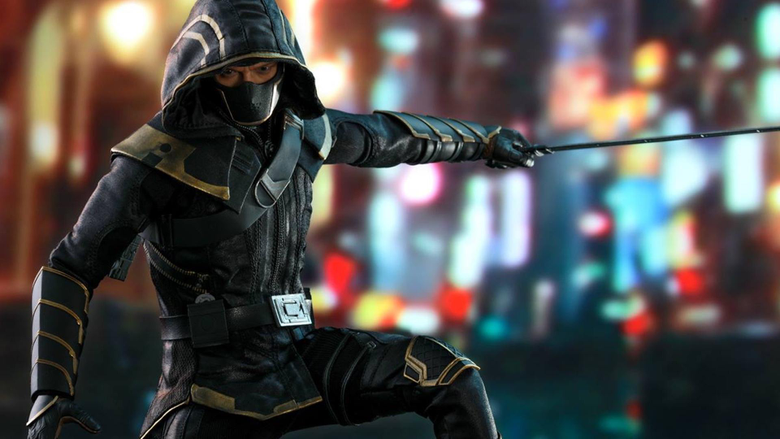 Hot Toys Reveals Their Awesome Hawkeye Ronin Action Figure for