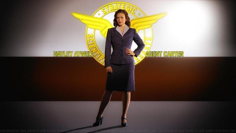 Agent Carter HD Wallpapers