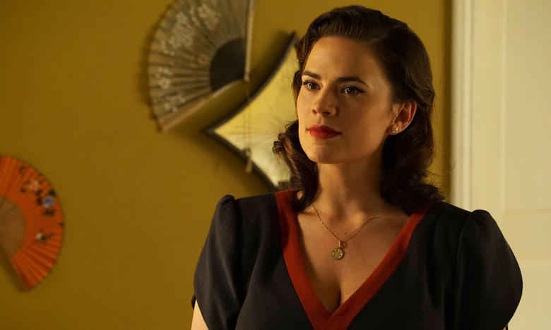Wallpapers Agent Carter Season 2 Peggy Carter Hayley Atwell TV