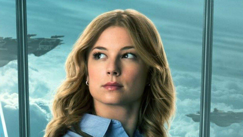 Emily VanCamp on Sharon Carter s Role in Captain America Civil War
