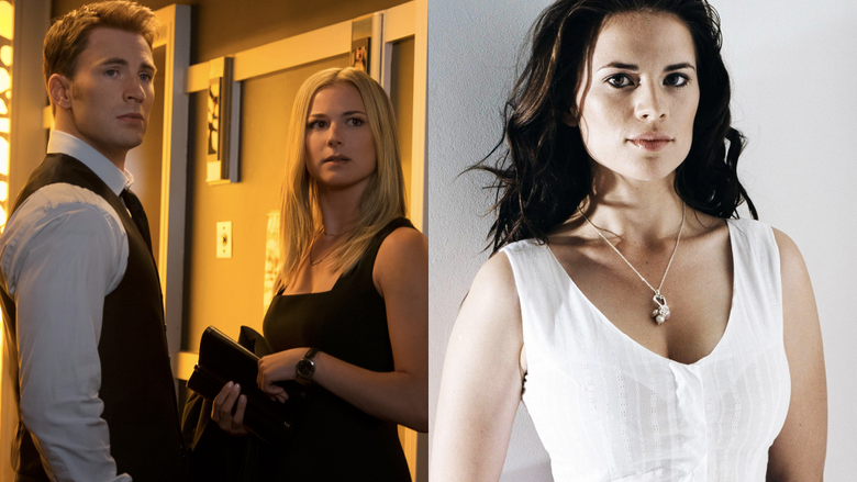 Hayley Atwell on Captain America s New Romance With Sharon Carter