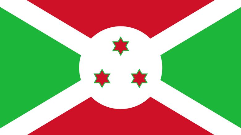 Burundi Flag UHD 4K Wallpapers
