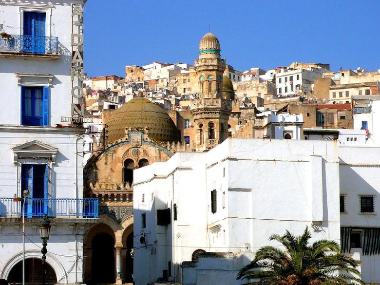HD algeria historic buildings Wallpapers