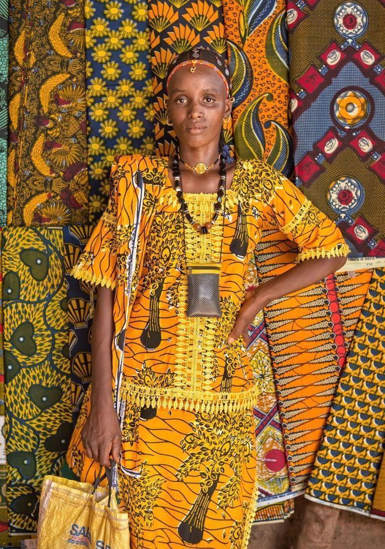 The village of Bereba Burkina Faso by David Pace