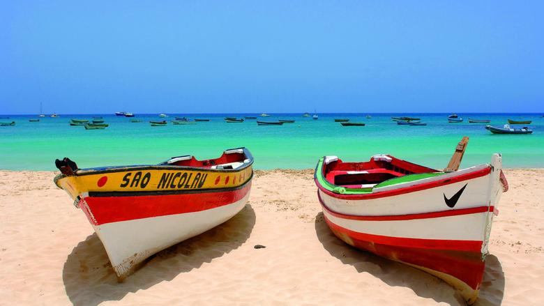 The Cape Verde Archipelago