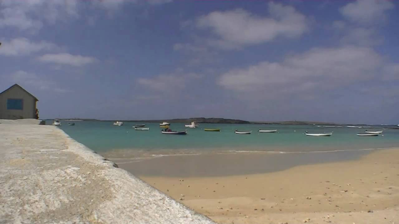 Sal Rei Boa Vista Cape Verde Islands