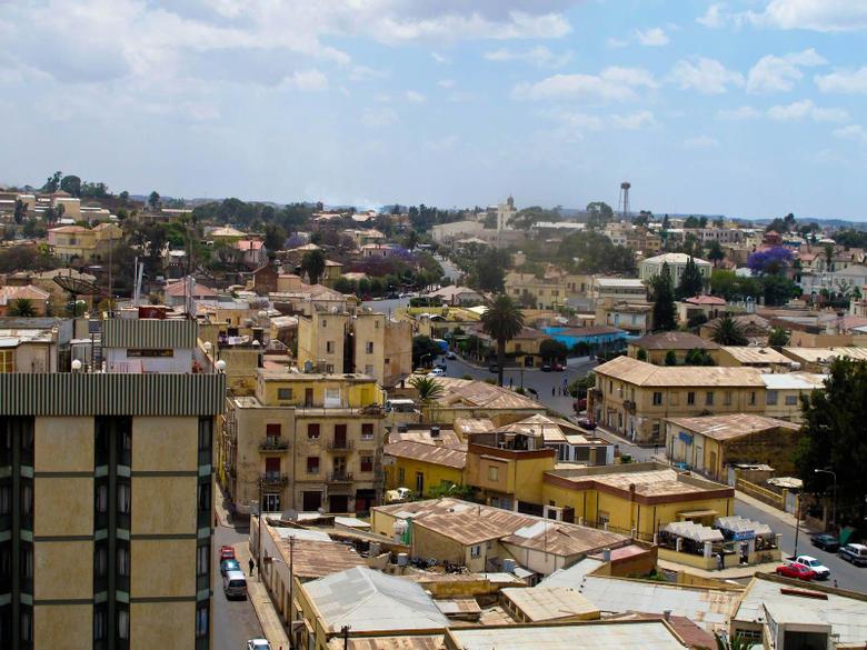 HD eritrea buildings Wallpapers