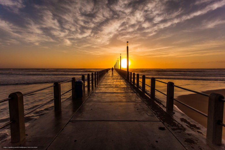 wallpapers Africa South Africa Durban North Beach