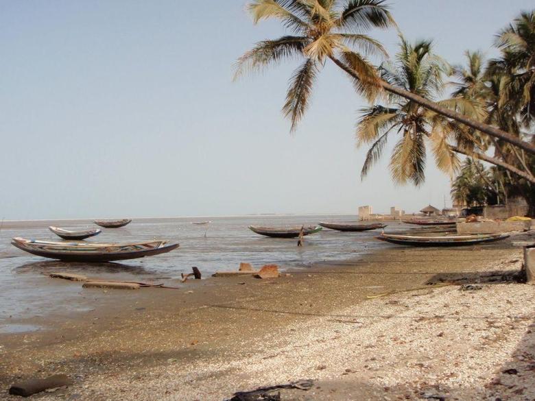 Gambia Beach HD