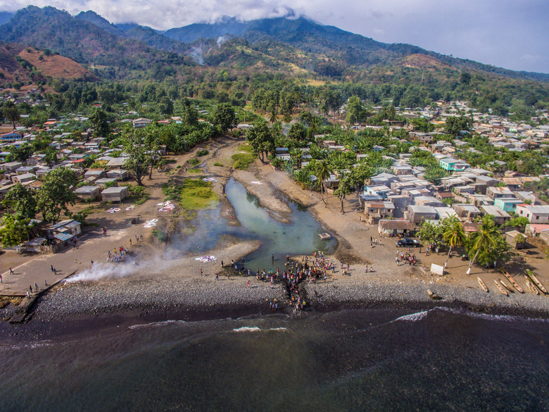 Photo of the Week São Tomé and Príncipe s changing climates