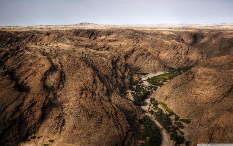 Kuiseb Canyon Namibia HD desktop wallpapers Widescreen High
