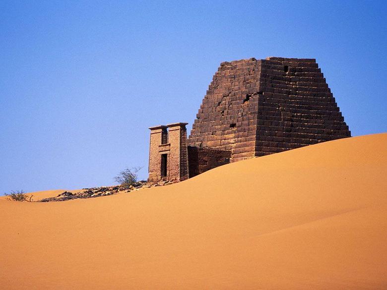 Link Meroë Sudan