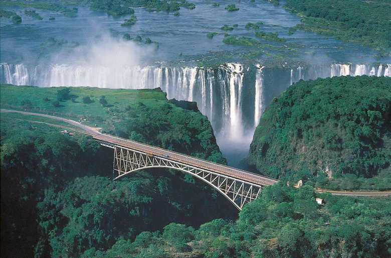 Famous Rivers of the World
