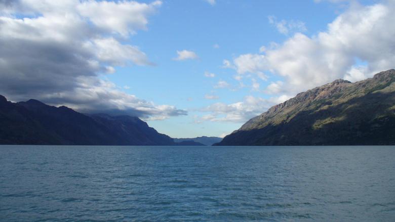 O Higgins San Martín Lake