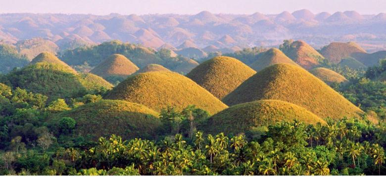 Bohol and its Chocolate Hills