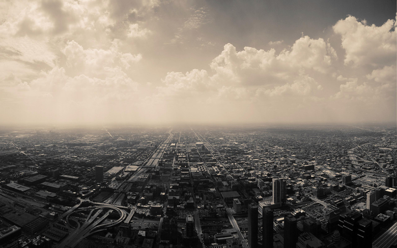 Chicago Architecture monochrome Iran wallpapers and image