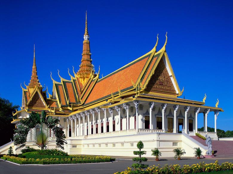 Royal Palace Cambodia Wallpapers
