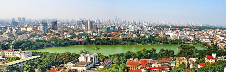 The Hanoi city photos and hotels