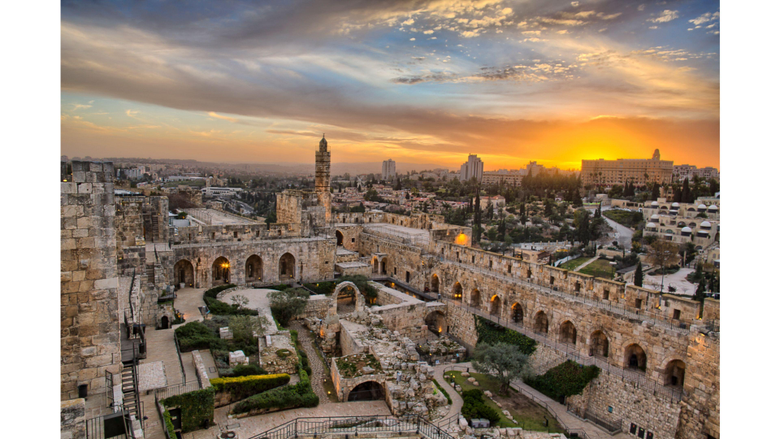 New Jerusalem Israel 4K Wallpapers