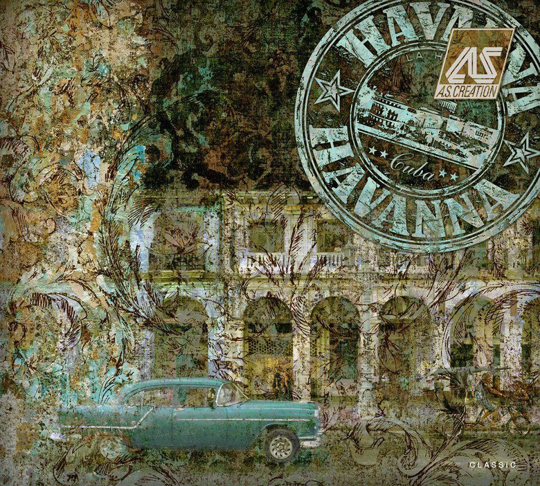 Havana by AS Creation Germany unimore wallpapers new delhi