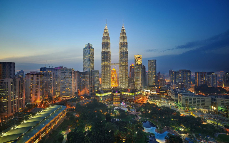 Petronas Twin Towers Kuala Lumpur Wallpapers HD