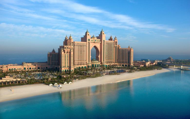 Dubai united arab emirates cityscapes wallpapers