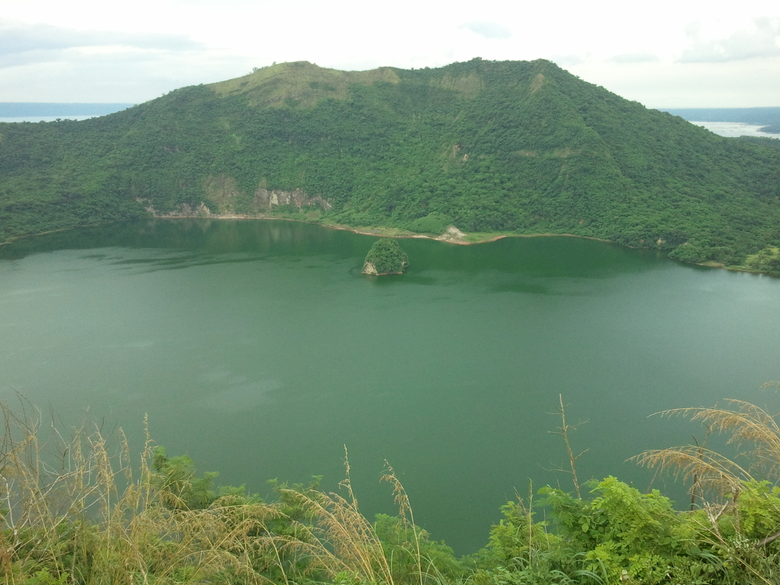 Taal Volcano Together Apart