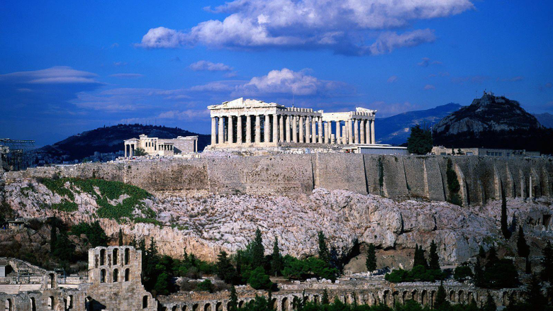 Athens Wallpapers HD Backgrounds Image Pics Photos