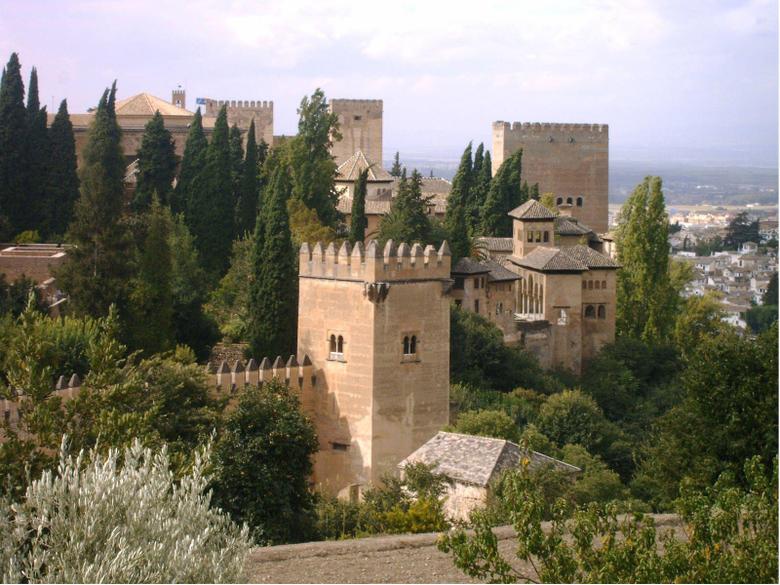 Alhambra travel Spain