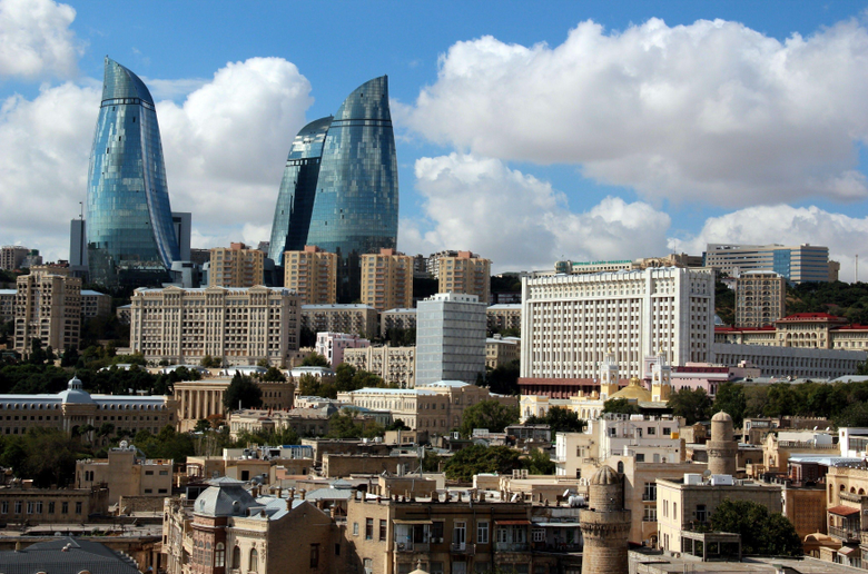 Baku Cities Azerbaijan 4K Ultra Hd Ravishing Wallpapers