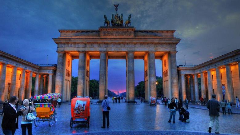 Landmarks Around the World Wallpapers