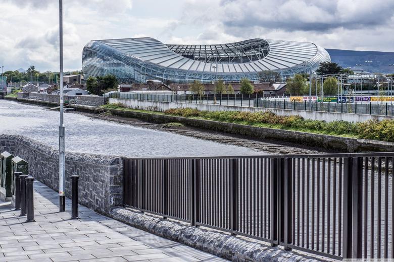 Aviva Stadium Dublin HD desktop wallpapers Widescreen High