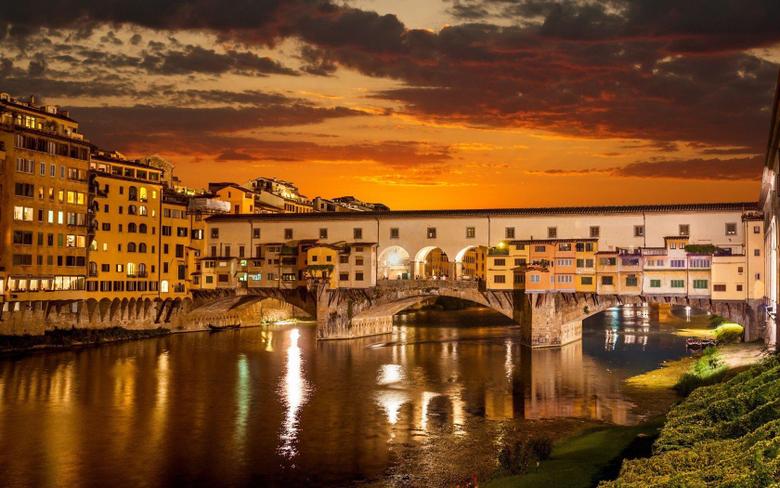 Ponte Vecchio Florence Wallpapers